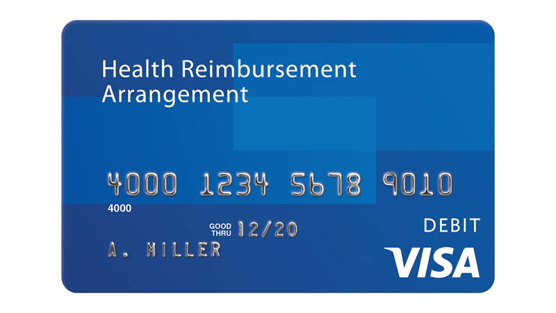 Health Reimbursement Arrangement Card