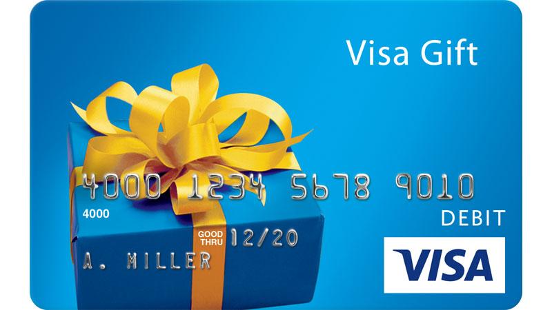 Gift Cards | Visa